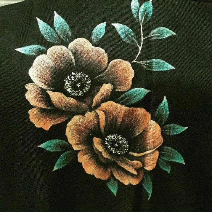 طراحی و نقاشی مانتو